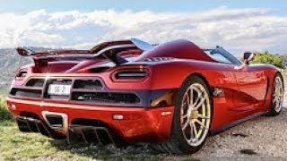 Top 5 Fastest Cars In The World Youll Never Get To Drive