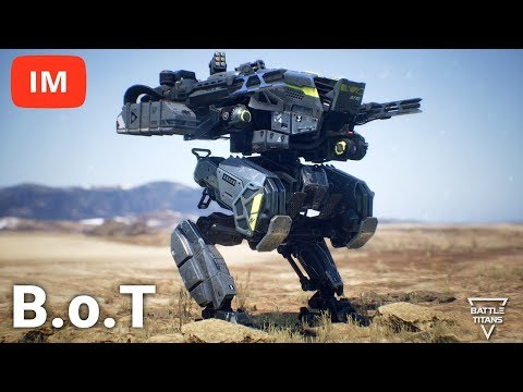 B.o.T | Battle Of Titans | Multiplayer Gameplay | Android IOS 1080p 60fps