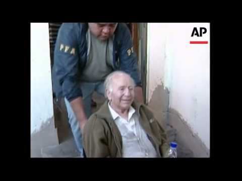 Leader of secretive German colony in Chile arrested