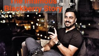 AstroFX True stories Episode 1 - The BlackBerry Story