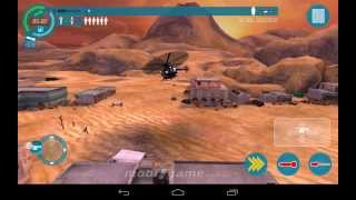 Choplifter HD game for Android