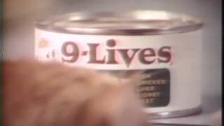tv commercials of the 60s 9lives