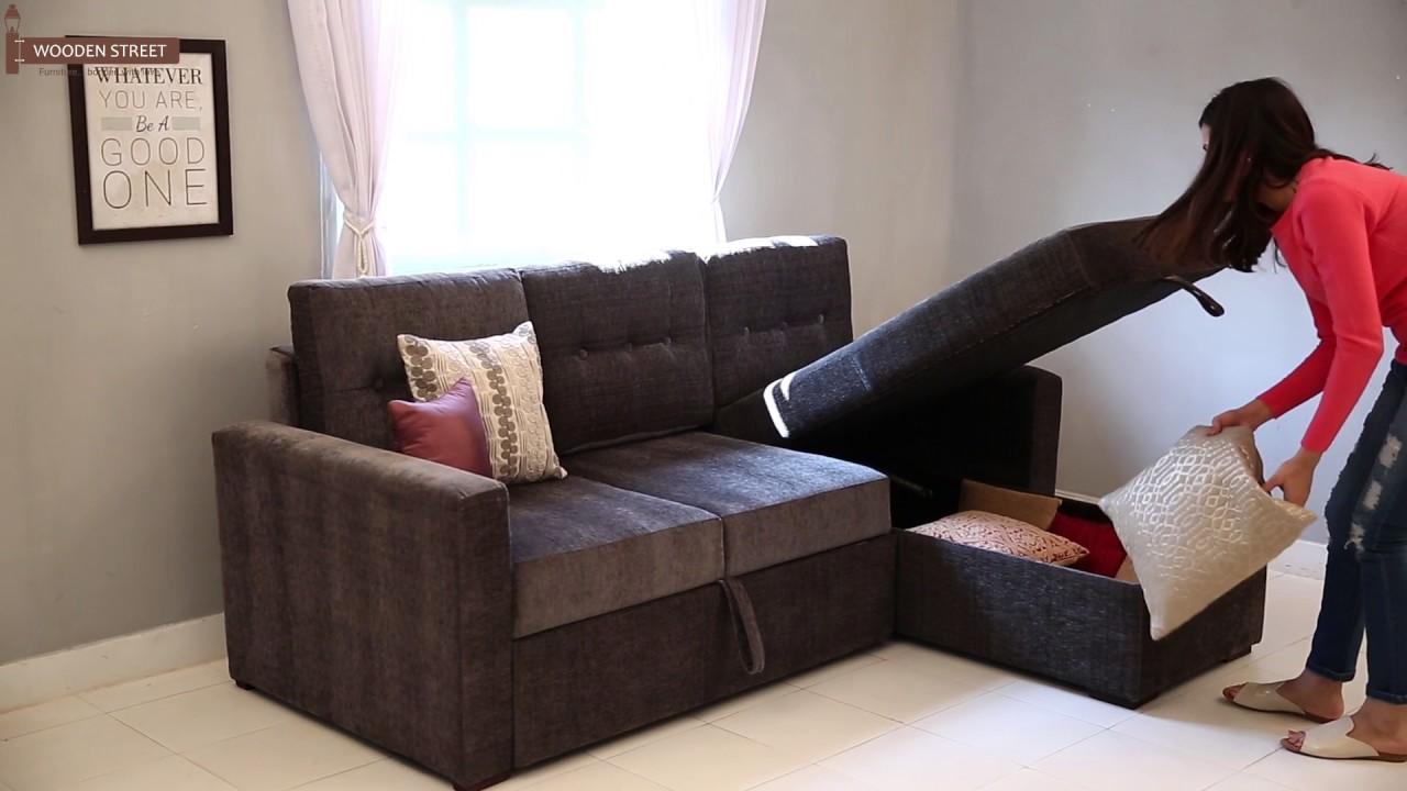 Sofa Cum Bed Design    Shop Comfortable Alfonso ...