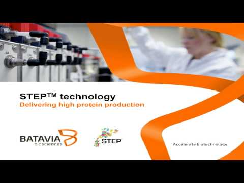 Webinar STEP™ Technology Batavia Biosciences