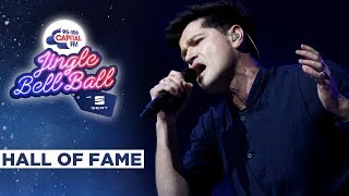 The Script - Hall of Fame (Live at Capital's Jingle Bell Ball 2019) | Capital