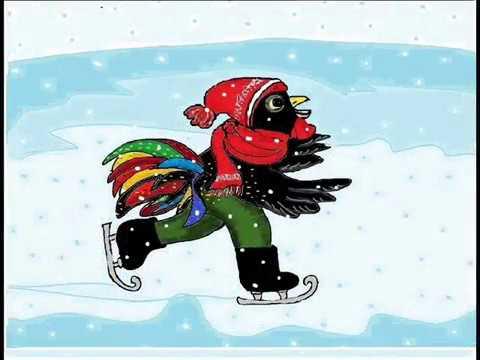 Беда петушка мультфильм