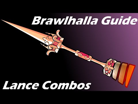 Brawlhalla Guide | Easy Rocket Lance Combos