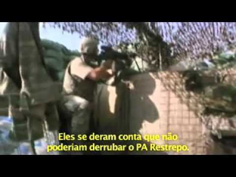 Restrepo - Trailer legendado