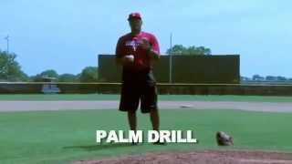 Middle Infielder Palm Drill - Yankees 2014