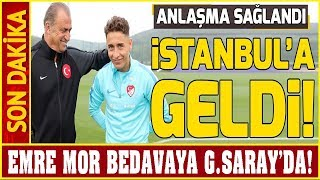 TRANSFER | Emre Mor Galatasaray'da! Bonservis Bedeli Yok  ve... Youtube