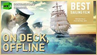 On Deck, Offline: Voyage of self-discovery aboard tall ship Kruzenshtern