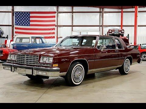 1981 Buick LeSabre Limited Burgundy
