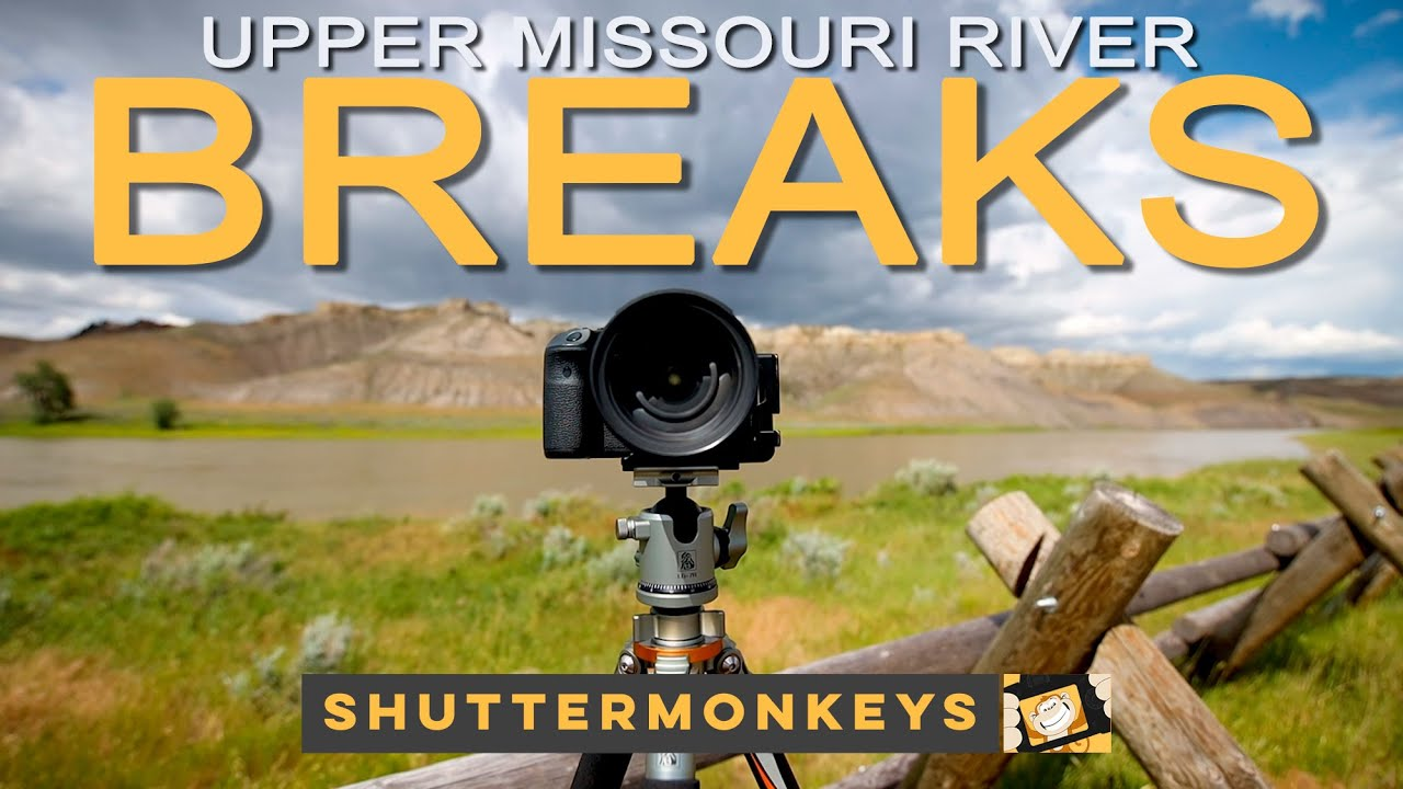 Upper Missouri River Breaks Photo Adventure