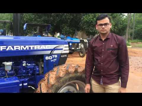 Introduction to hydraulic system of FarmTrac    Tractor hydraulic system