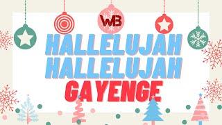 Hallelujah Hallelujah Gayenge Audio Video  Hindi Christian Song Worship Battler