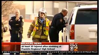 Multiple People Stabbed at PA High School