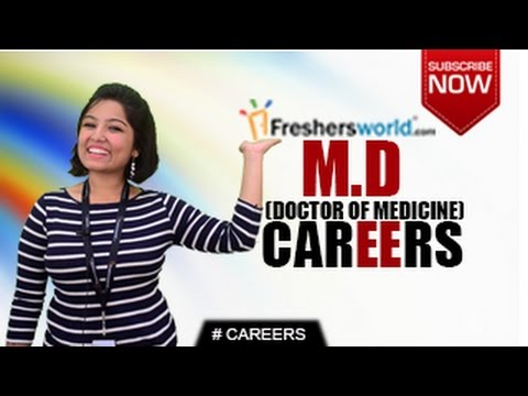 CAREERS IN MD –Doctor of Medicine,MBBS, Specializations,Top recruiters,Salary Package