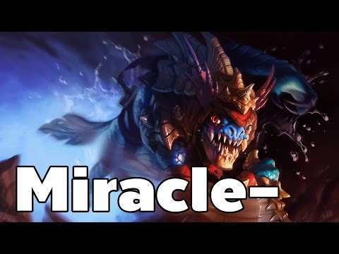 Slark Miracle- Dota 2 Gameplay