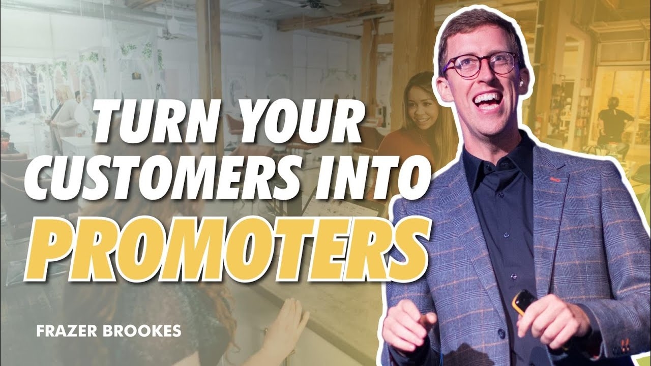 Download Network Marketing Training - How To Turn Your Customers Into Promoters