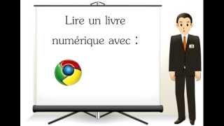 Lire un livre numérique avec Google Chrome et Readium