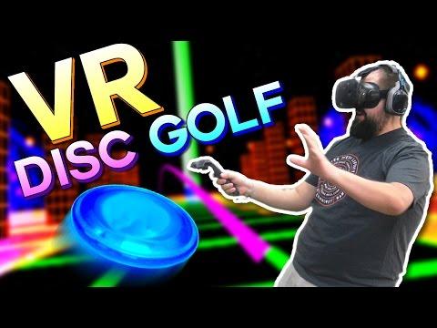 Pizza Toss | VR Disc Golf