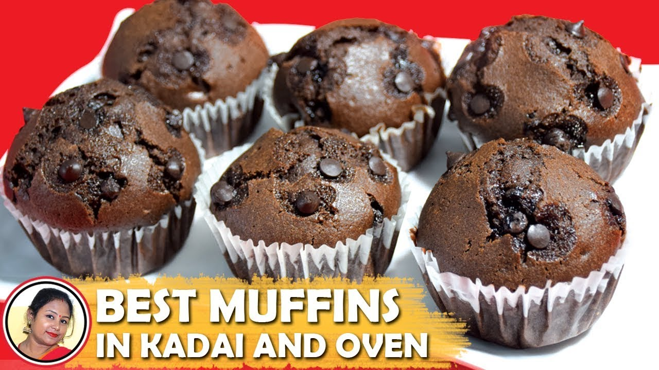 Christmas Special Muffins Recipe In