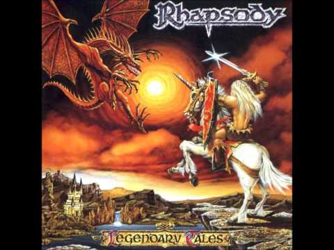 Rhapsody Of Fire - Lord Of The Thunder (HQ)