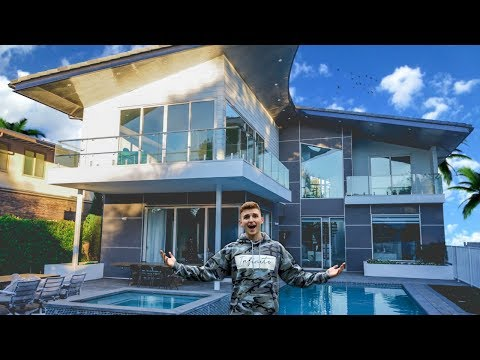 Infinite Lists $4,000,000 NEW MANSION TOUR!