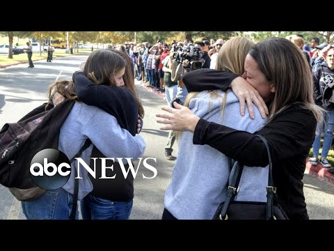 School shooting leaves 2 dead, shocks Southern California community | ABC NEWS