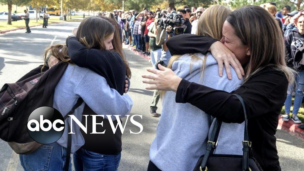 School shooting leaves 2 dead, shocks Southern California community | ABC NEWS