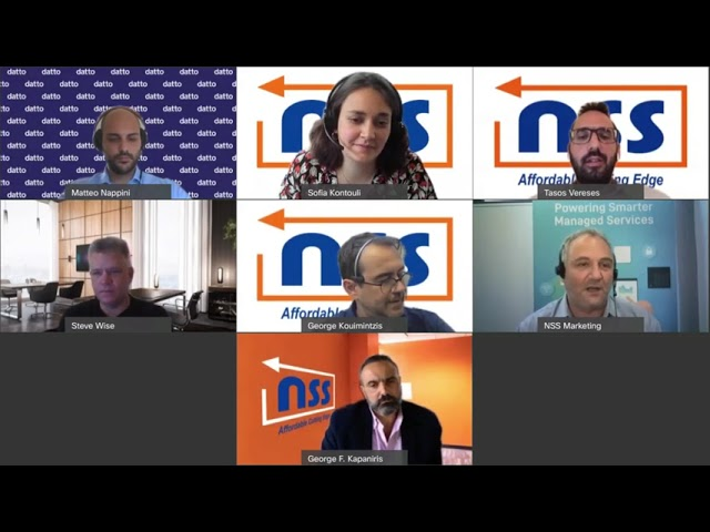 NSS Beyond Productivity Event with Datto & Password Boss