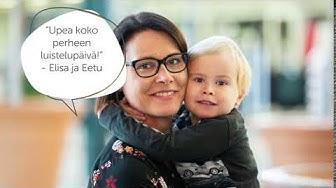 Kauppakeskus Mylly - Synttärit 2019 - Elisa & Eetu