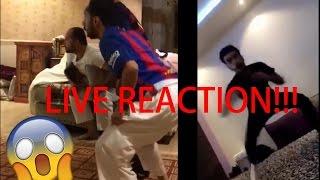 FC BARCELONA VS PSG LAST GOAL   PEOPLE LIVE REACTION WORLDWIDE COMPILATION