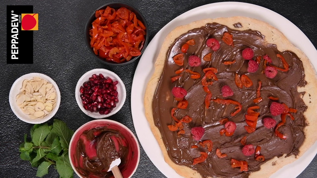 Image result for Chilli chocolate pizza