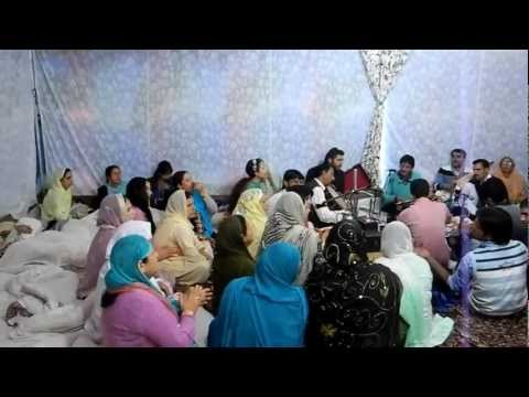 Kashmiri wedding: Lilting music night