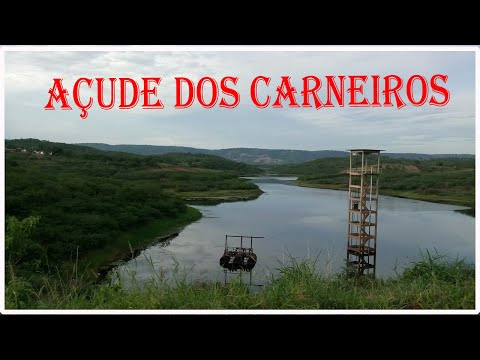 Conheçam O Açude dos Carneiros (Açude Manoel Balbino - Caririaçu - CE)