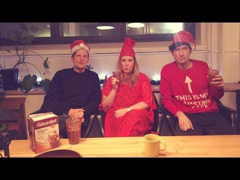 Joulunviettoa Pykärin ja Kasper Strömmanin kanssa