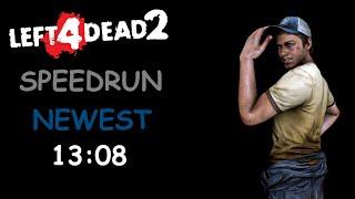 Left 4 Dead 2 Solo Speedrun 13 Minutes Dark Carnival World Record