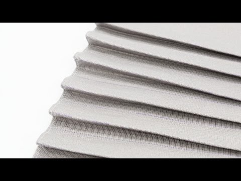 How To Sew A Knife Pleat