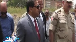 محافظ الغربية يفتتح الطريق المؤدي لمجمع مدارس شارع الجلاء.. فيديو وصور