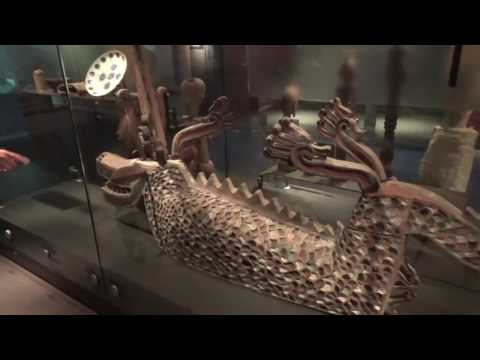 A Visit to The Museum of Ethnology at Leiden (The Netherlands) [Part 2]