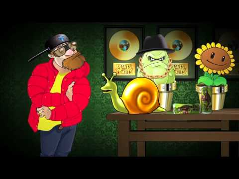 Plants vs Zombies  Crazy Daves Rap  Multi