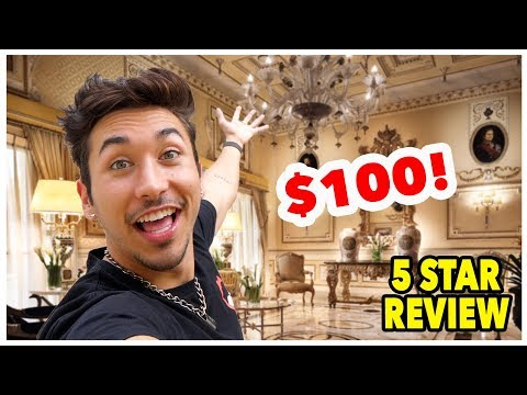 staying-at-the-cheapest-best-reviewed-hotel-in-italy!-(5-star)