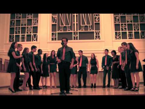 "Beyond Unison A Cappella - ""Below My Feet"" (Mumford and Sons)"