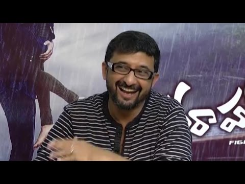 Director Teja Press Meet about Hora Hori