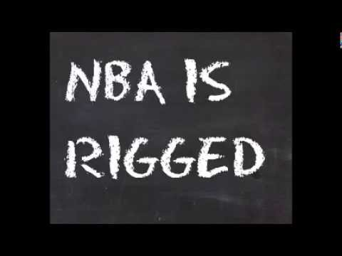 2016 NBA FINALS ARE RIGGED / FIXED . CLEVELAND CAVALIERS ...