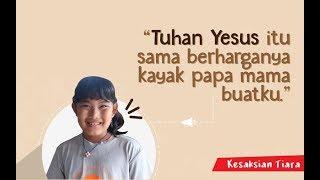 """Video """"Tuhan Yesus sangat berharga untukku!"""" -  Tiara (Jawa Barat) - Superbook Indonesia download MP3, 3GP, MP4, WEBM, AVI, FLV Juli 2018"""