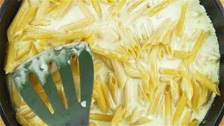 Макароны с сыром и курицей - Рецепты от Со Вкусом