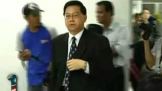 Tan & Teoh Bergaduh Di Tandas SPRM