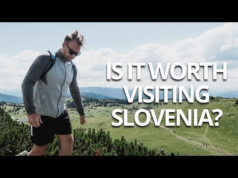 Is it worth visiting Slovenia? Best hiking place!